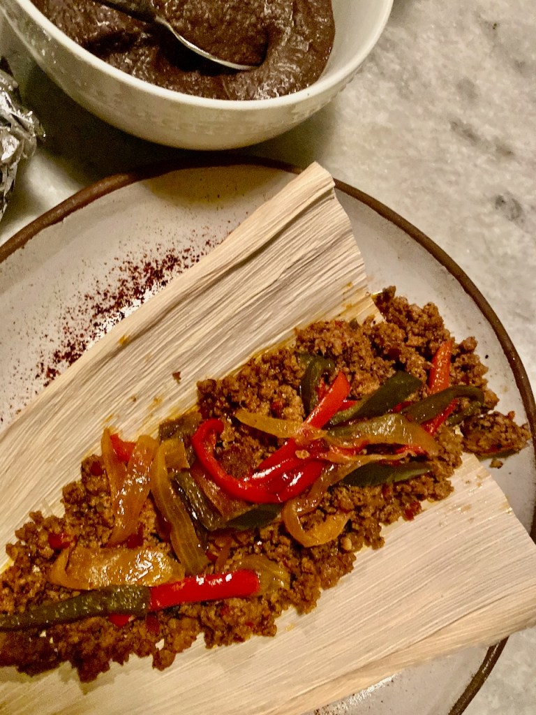 Picadillo with Jacoby' Dry Aged Beef