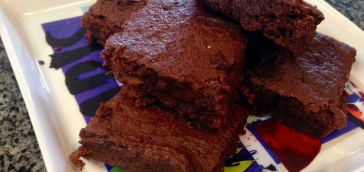 Chocolate Sweet Potato Brownies (Eggless, Glutenfree, CaseinFree, NutFree, SoyFree)