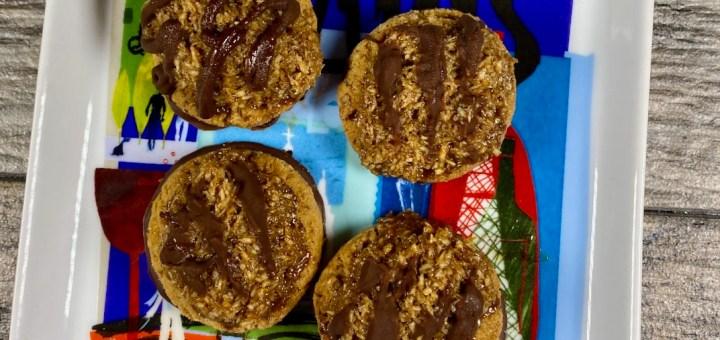 copy cat Samoas cookies