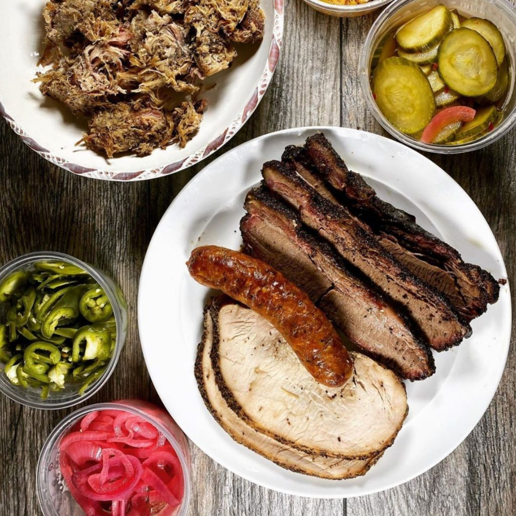 La Barbecue Curbside Pick-Up - Austin Gluten-Free Curbside To-Go