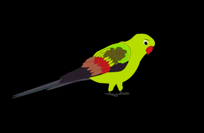 Eric Hagan: Unhappy Parrot: Working title