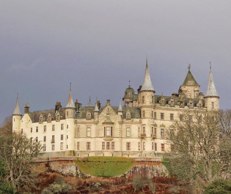 NC500, Dunrobin Castle