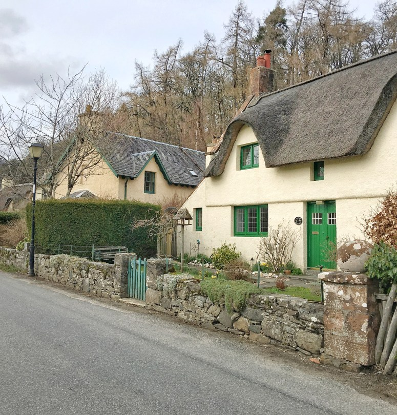 Thatched Cottages Fortingall