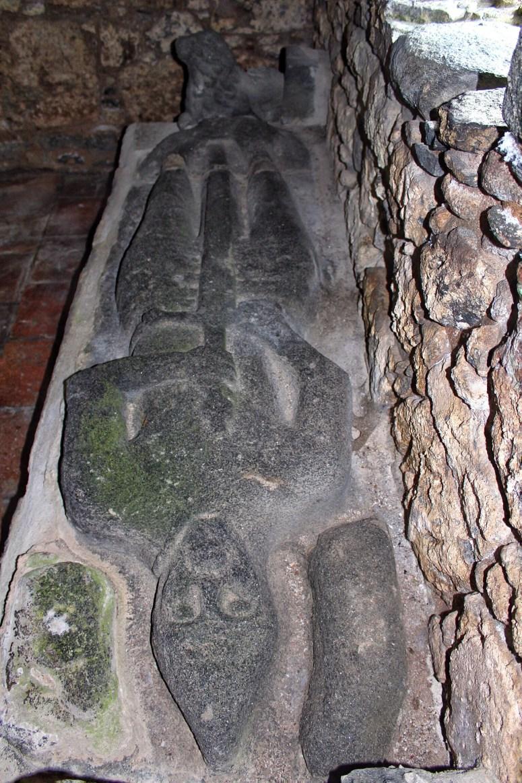 Medieval grave slabs, Harris