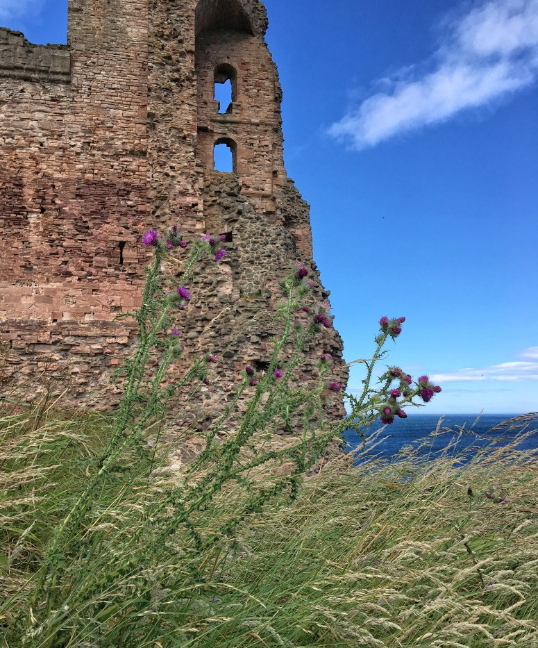 Tantallon Castle, East Lothian