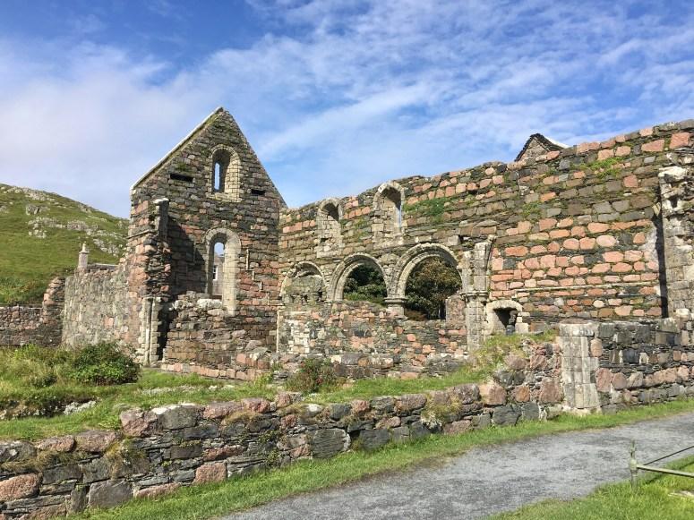 Nunnery, Iona