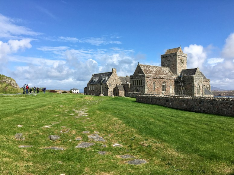 Street of the Dead, Iona
