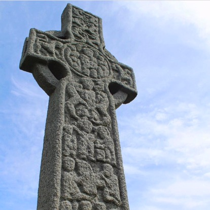 Celtic cross, Iona