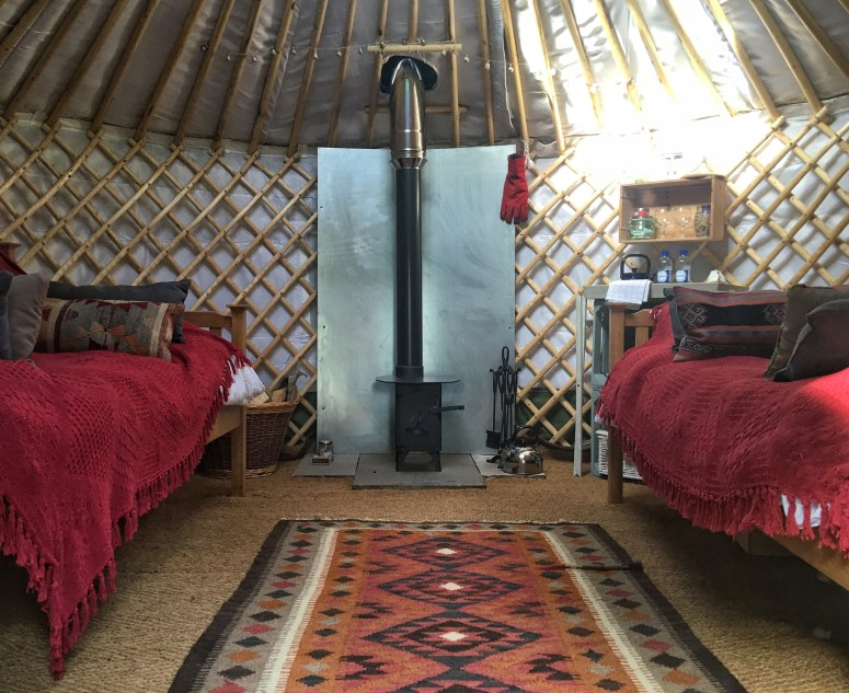 Glamping in Perthshire