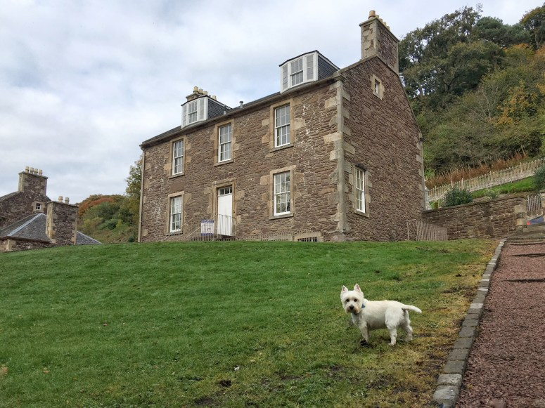 Robert Owen's House, New Lanark