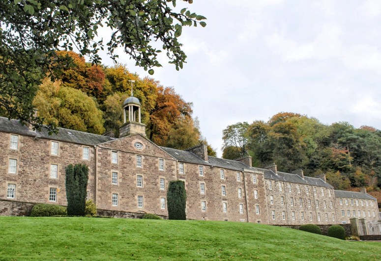 New Lanark World Heritage Village