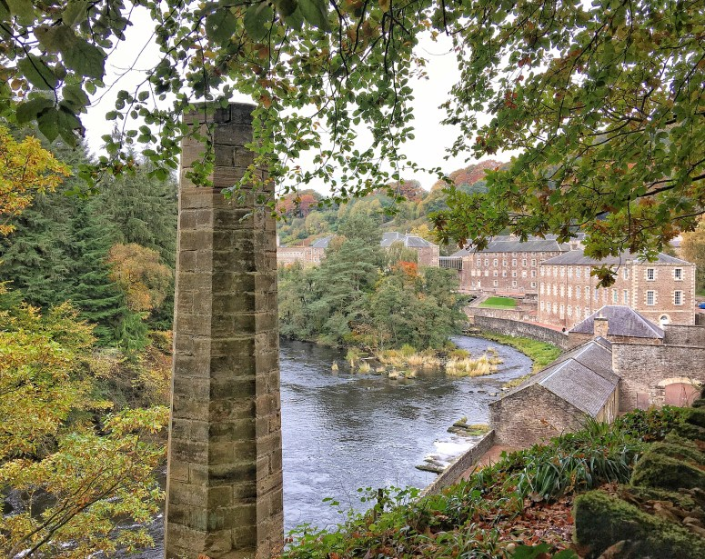 New Lanark UNESCO World Heritage Site