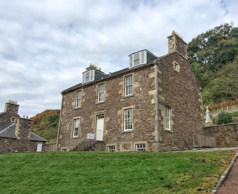 Robert Owen's House