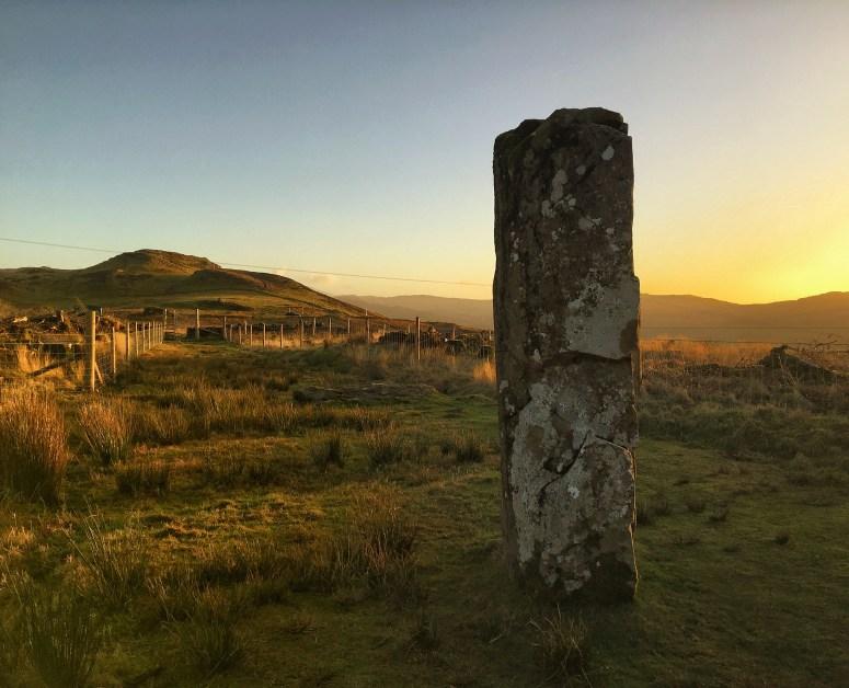 Ghoc Fada stones, Mull