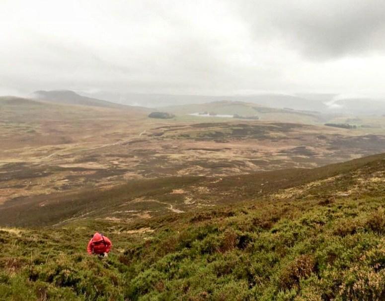 Scottish travel blogger