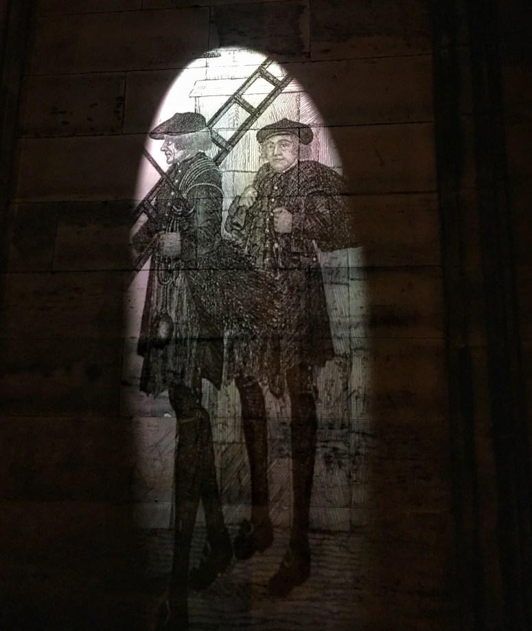 Edinburgh's Georgian Shadows