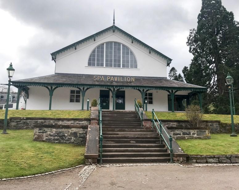 Spa Pavilion, Strathpeffer