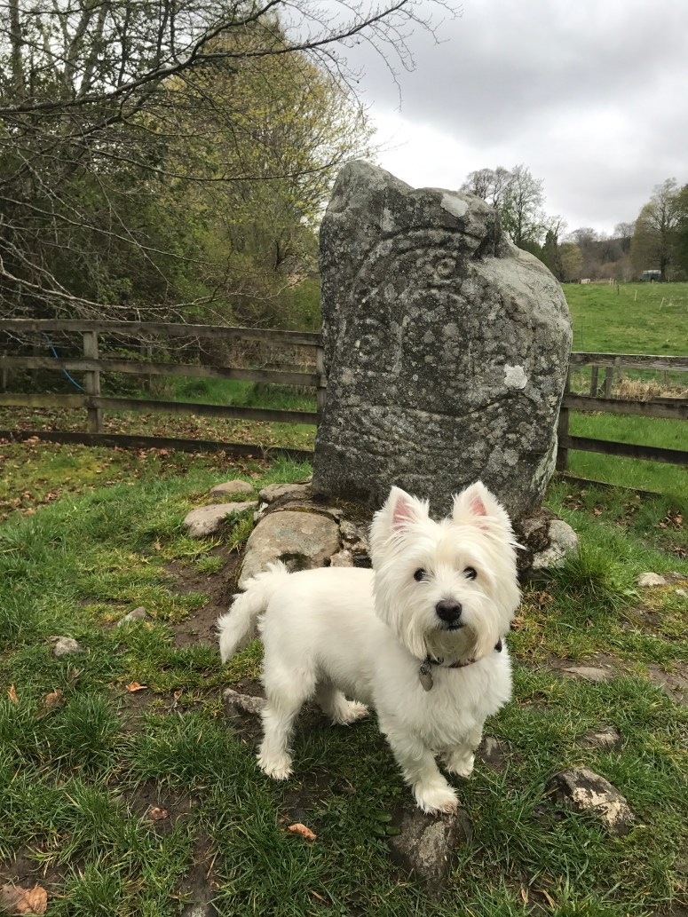 Eagle Stone, Strathpeffer