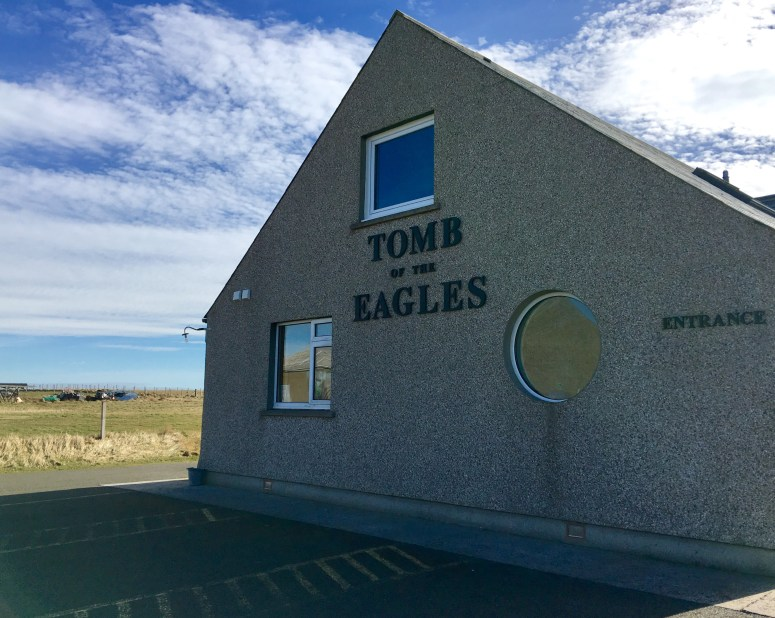 Tomb of the Eagles