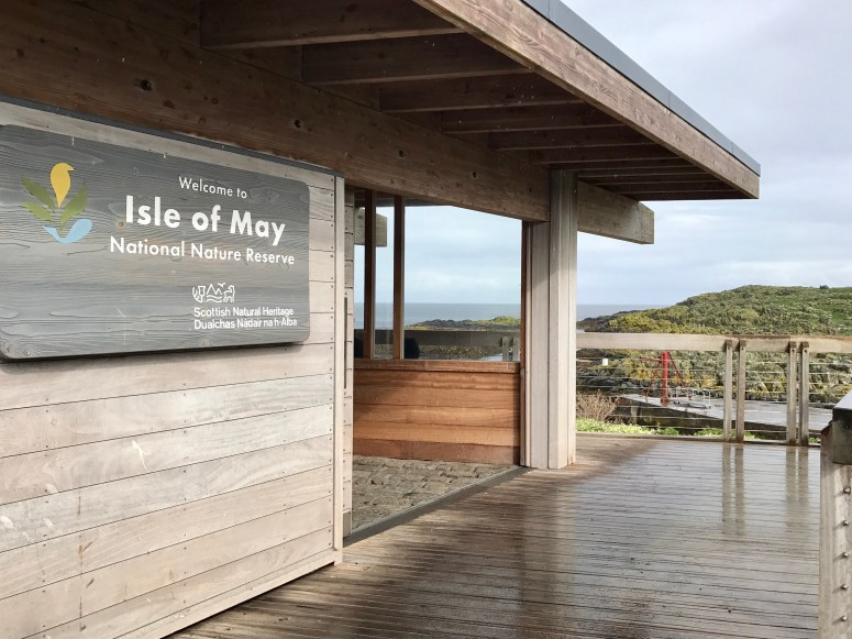 Isle of May National Nature Reserve