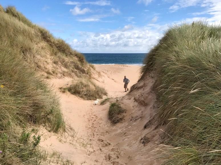 Rattray Head, Aberdeenshire Coastal Trail