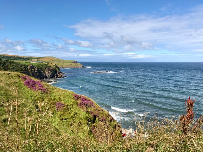Crovie, Aberdeenshire Coastal Trail