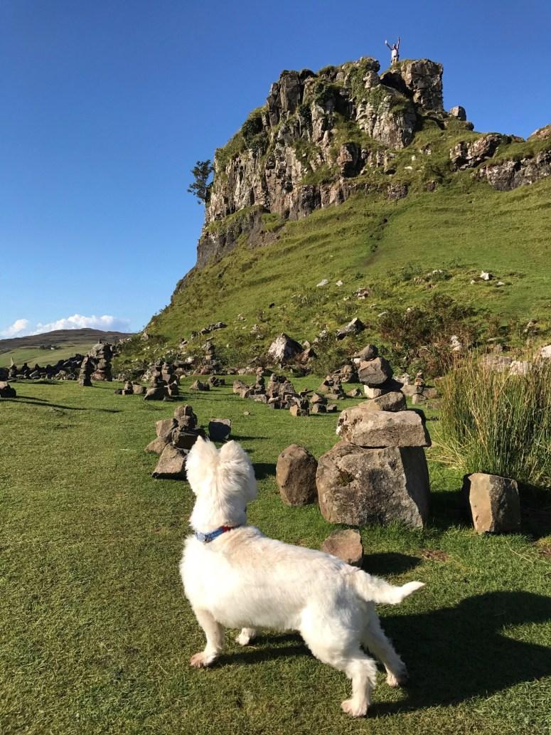 Castle Ewen Skye