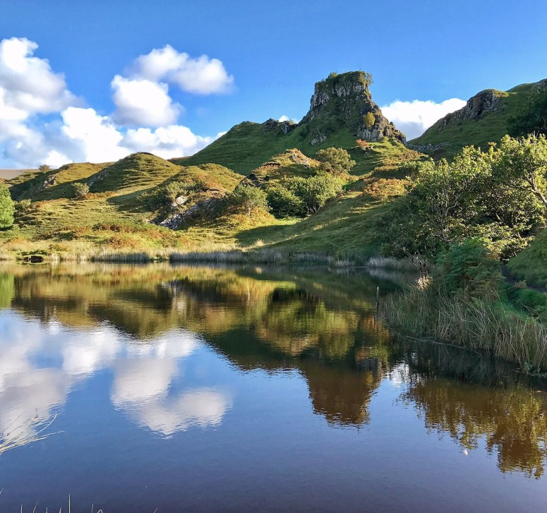Fairy Glen Uig