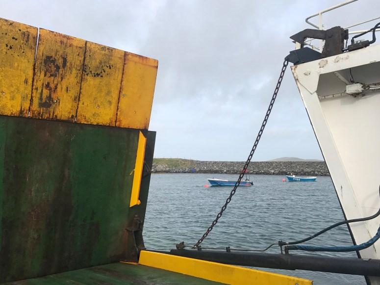 Barra ferry
