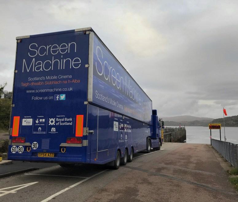 Screen Machine