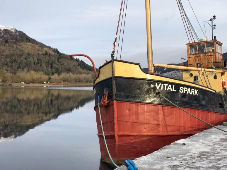 Vital Spark, Inveraray