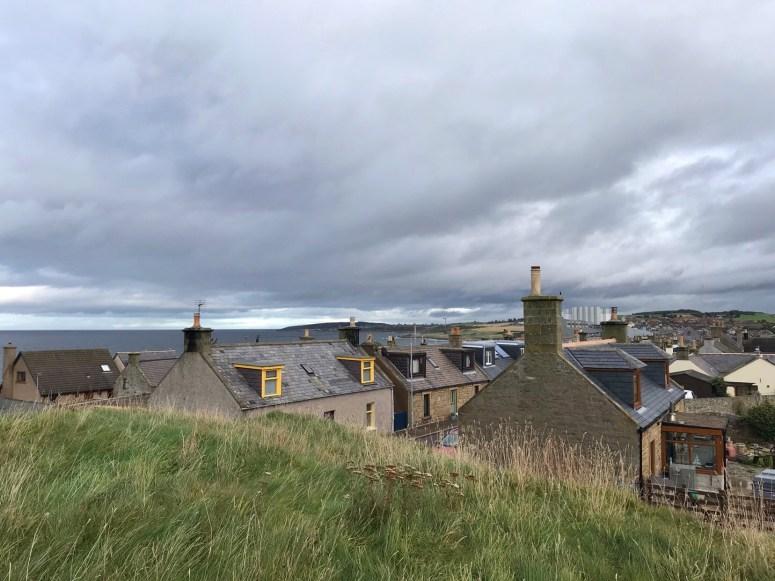 Burghead, Moray