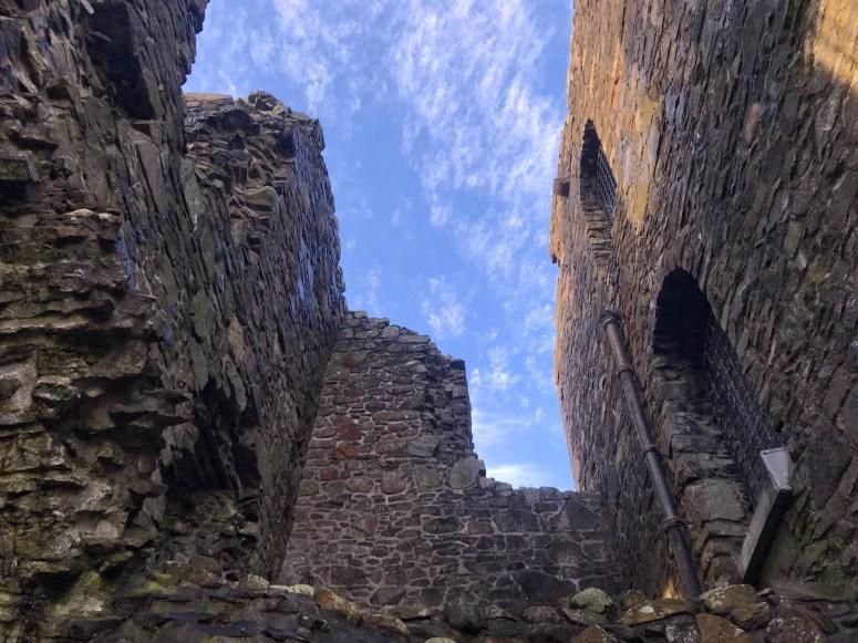 Dundonald Castle, Ayrshire
