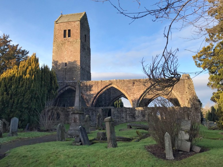 Muthill Old Church and Tower