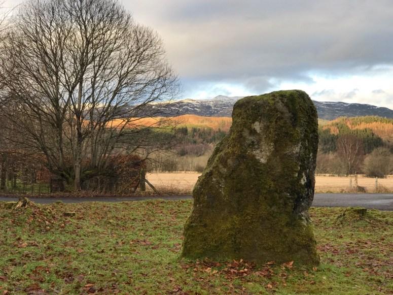 Dalginross Stone Circle