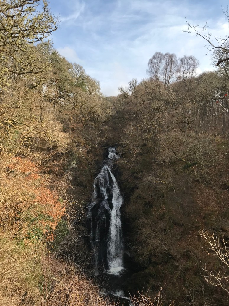 Black Spout Waterfall