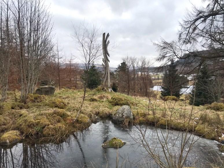 Millennium Wood, Straloch Estate