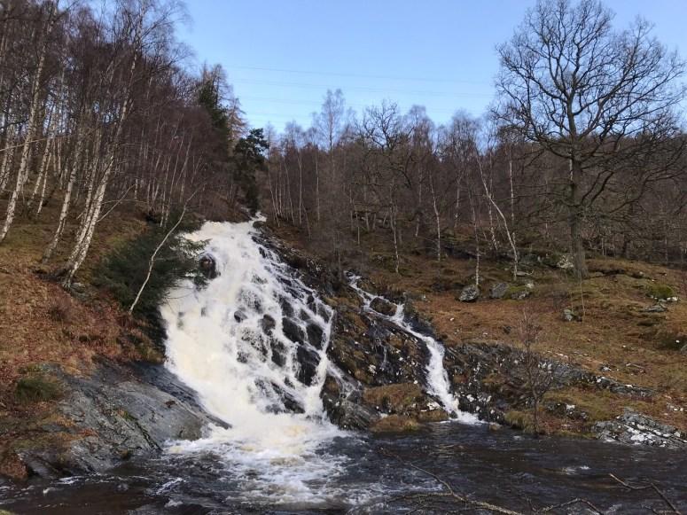 Allt Mor Waterfall