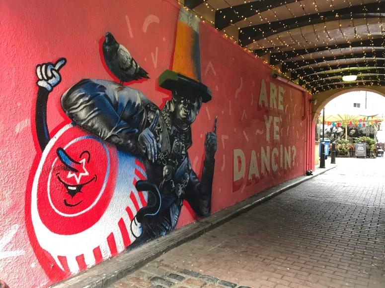 City Centre Mural Trail