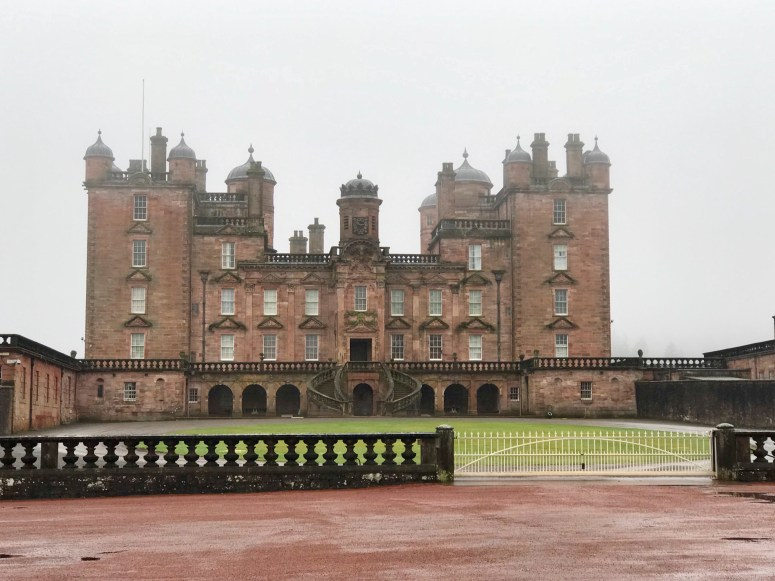 Drumlanrig Castle, Dumfries and Galloway