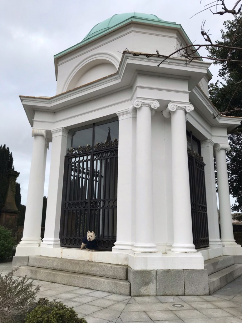 Burns Mausoleum, Dumfries