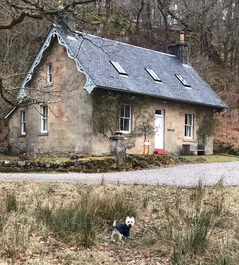 Rose Cottage, Ardtornish Estate