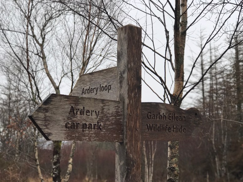 Walks, Ardnamurchan