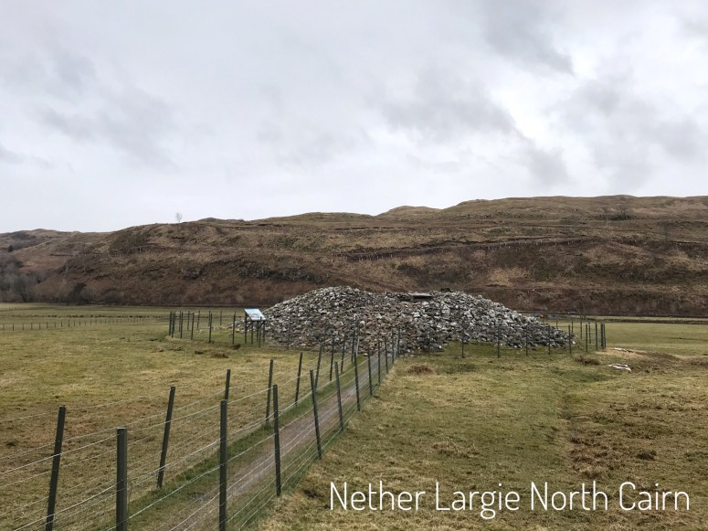 Nether Largie North Cairn