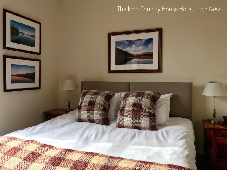 The Inch Hotel, Loch Ness