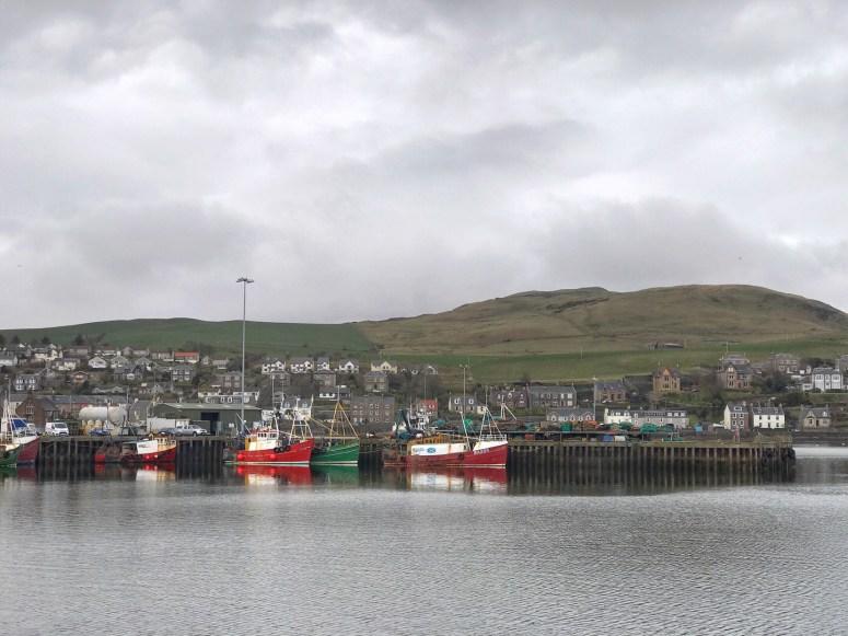 Campbeltown, Kintyre Peninsula