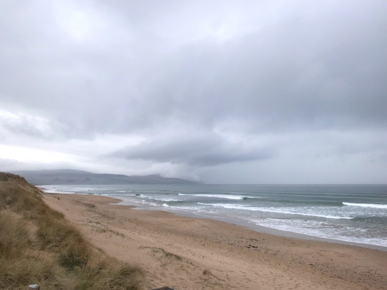 Machrihanish Beach, Kintyre Peninsula
