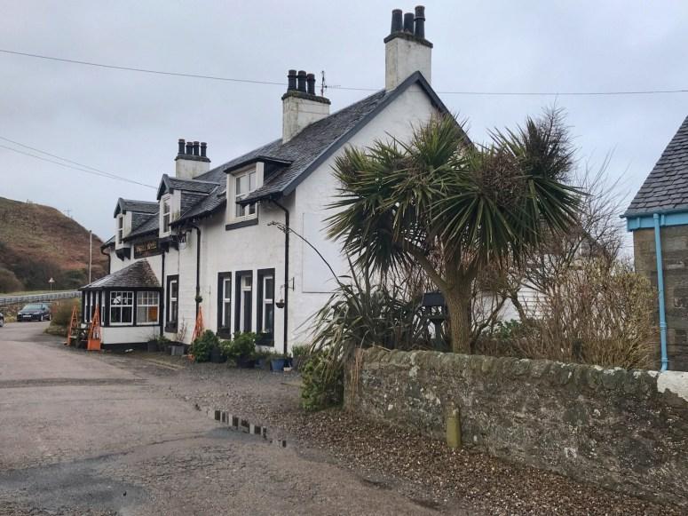 Argyll Hotel, Kintyre Peninsula