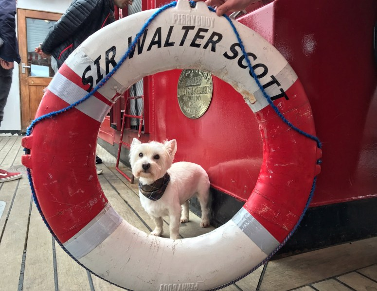 SS Sir Walter Scott