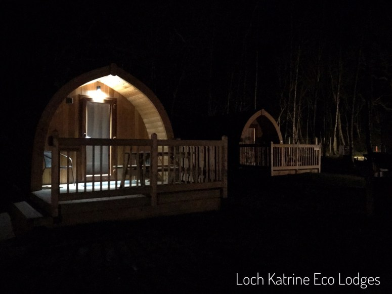 Loch Katrine Eco Lodges